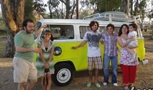 En Paraná con Erika, Paul y Guido 1